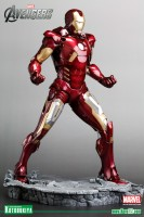 Iron Man Statue-FrontSide