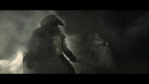 A Raven Warrior