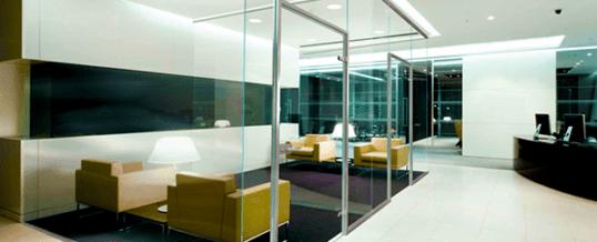 NOWOŚĆ Aluminiowe ościeżnice w zabudowie szklanej