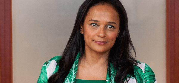 Angola's Isabel dos Santos, only African woman in Forbes 2017 Top 100 List