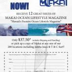 SUBSCRIBE TO MAKAI OCEAN LIFESTYLE MAGAZINE