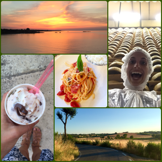 Italian Food Adventure Recap