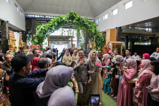 Paket pernikahan murah di Ponyo Bandung