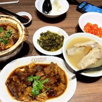Song Fa Bak Kut Teh now in Medan, lippo plaza ground floor. Serving pork dishes
