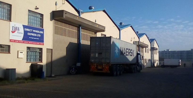 Warehousing services 7,500 sqft