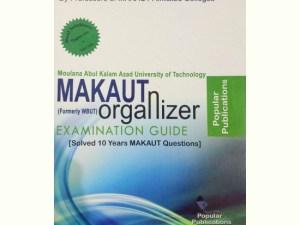 IT 8th Semester (WBUT) Makaut Organizer Guide Book