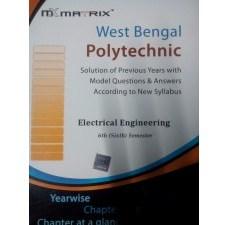 EE 6th Semester MATRIX (Polytechnic) Organizer