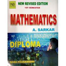 Diploma Mathematics by A.Sarkar for 1st Semester