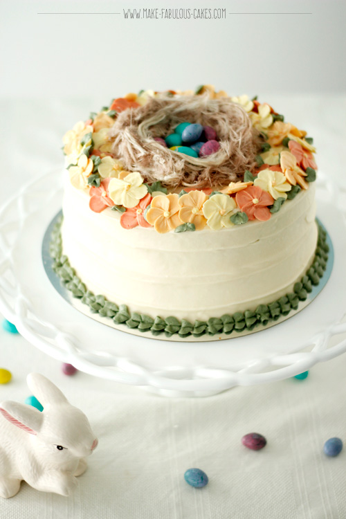 Easter Birthday Cake Decorating Ideas
