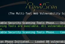 RapidScan - сканер уязвимостей в веб-приложениях