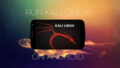 Установка Kali Linux на Android смартфон 7