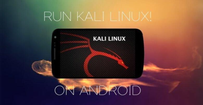 Установка Kali Linux на Android смартфон 1