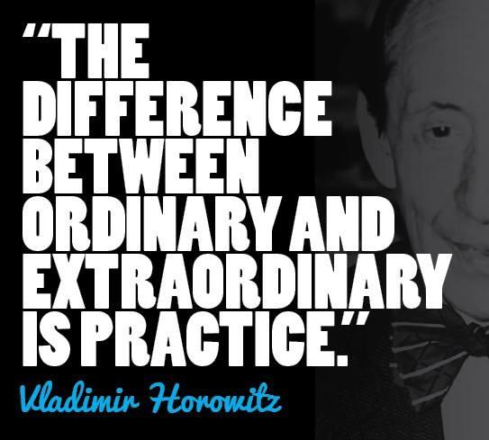 THE ELEMENTS OF DELIBERATE PRACTICE