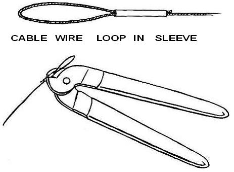 Make Neat Secure Wire Leaders For Fishing Lures