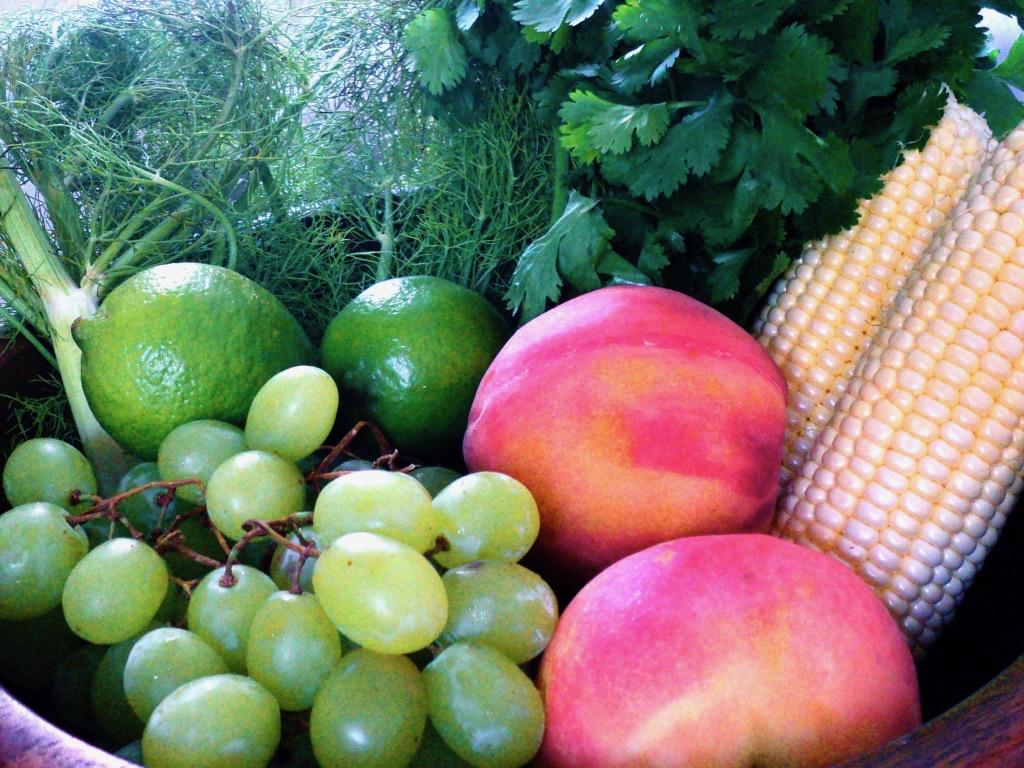 Stone Fruit Salad • Make Ad Lib