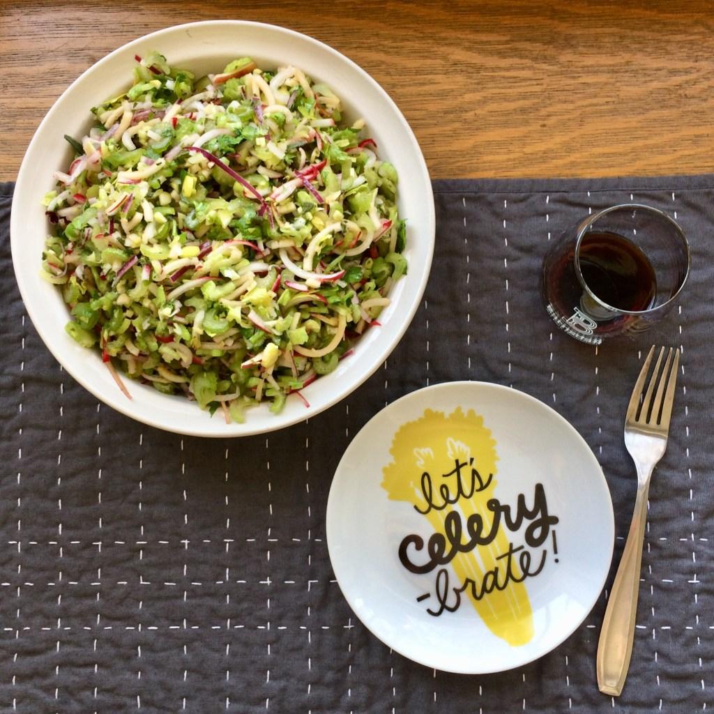 radish-celery-salad