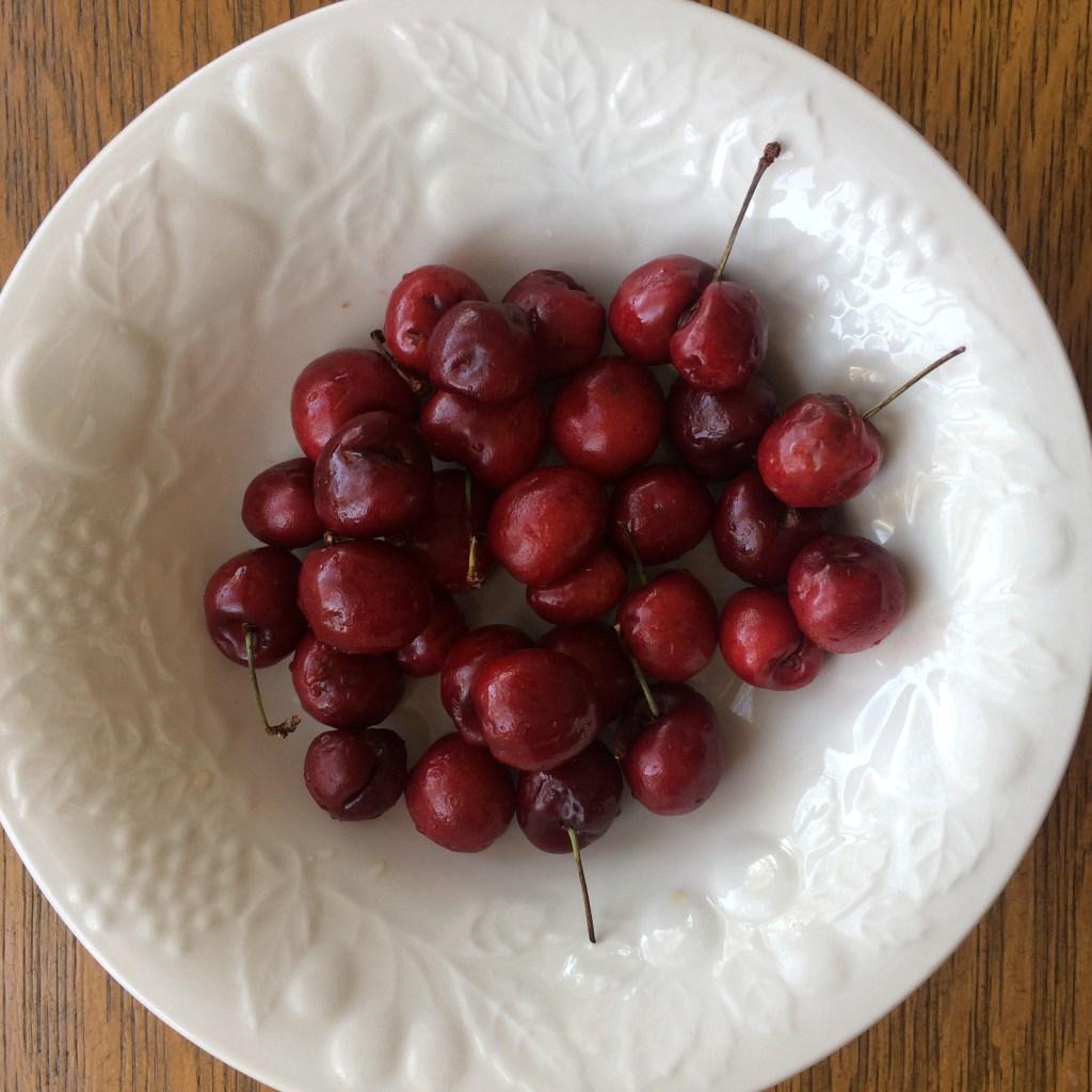 Cherry Chia Pudding • Make Ad Lib
