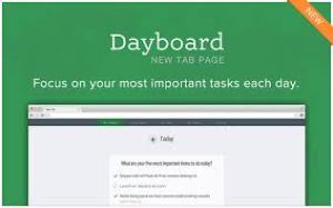 Time Management: Dayboard