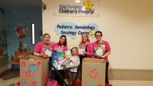 Children's Hospital Donation – Healing Through Coloring