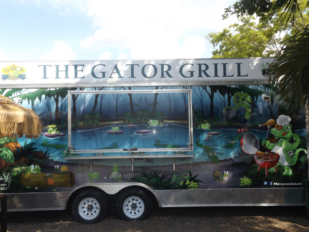 Later Gator Food Truck