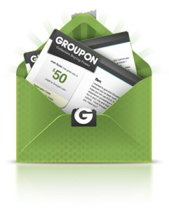 Groupon + Coupons, YES PLEASE!