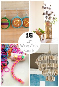 Get Crafting These 15 DIY Wine Cork Projects | Make and Takes