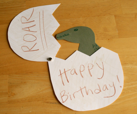 dinosaur birthday party ideas make