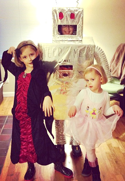 3 Ways to Get Through Halloween Costume Anxiety  Make and