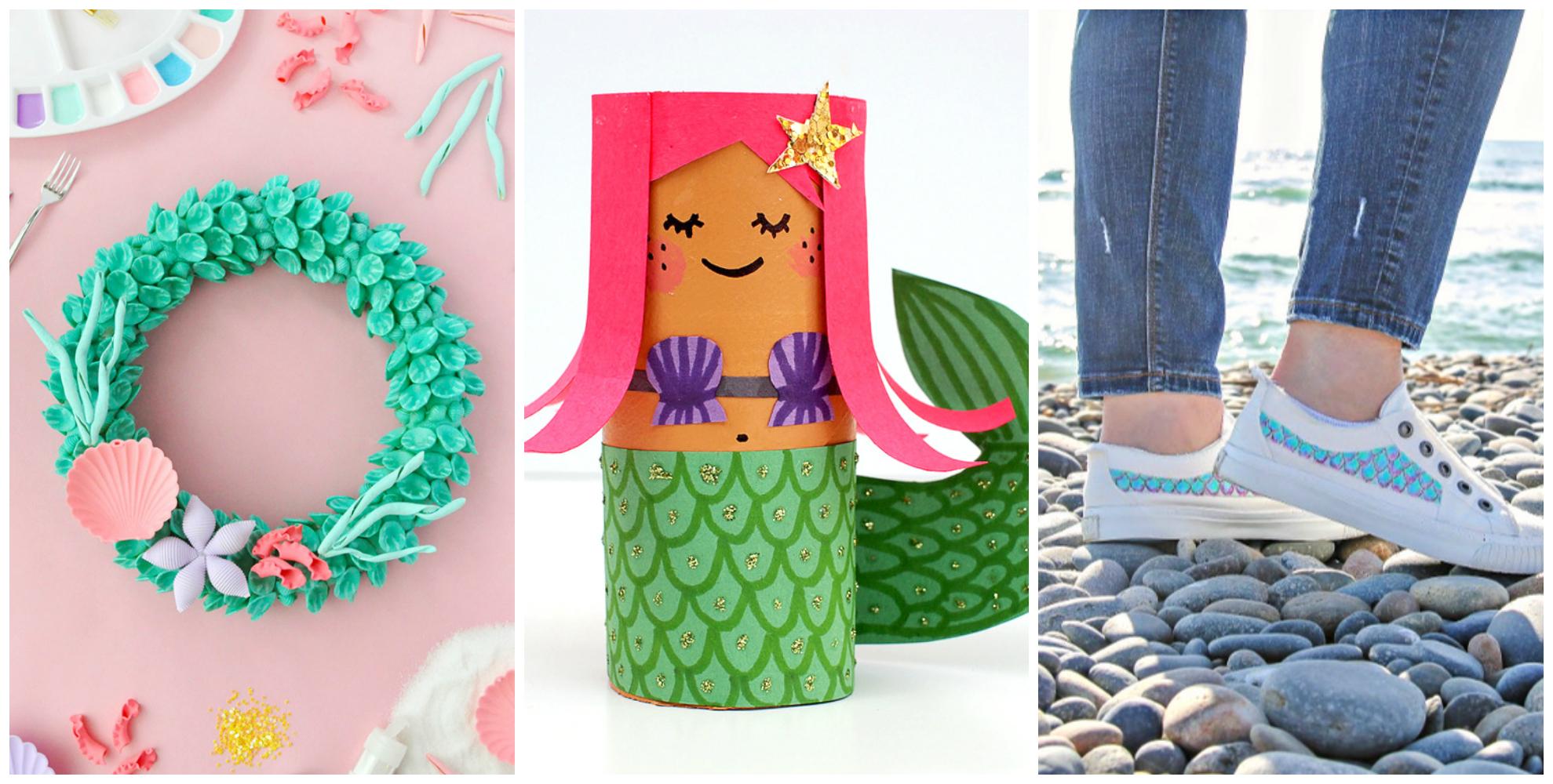 9 now ideas mermaid