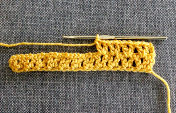Kết quả hình ảnh cho V Double Crochet Stitch