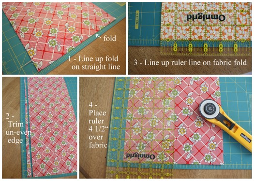 Quilt Along Series Cutting Fabric Diary Of A Quilter A