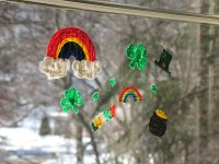 Make Your Own Window Clings | Make and Takes