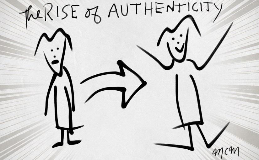 The Coaching Revolution will lead to The Rise of Authenticity