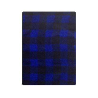 comprar online pañuelo soft cuadros azul