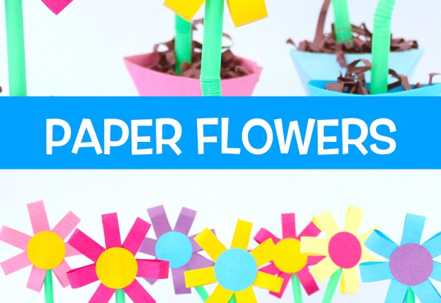 How to make paper flowers and origami flower pots make film play how to make paper flowers and origami flower pots mightylinksfo