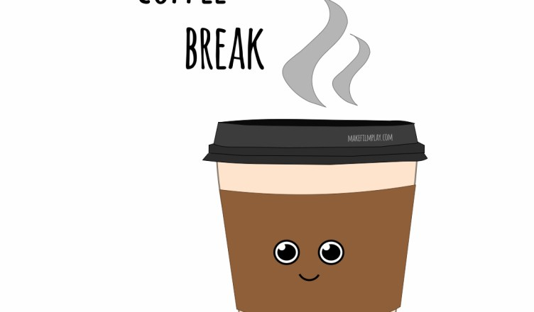 Take a Little Coffee Break (GIF)