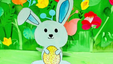 Make Your Own Easter Bunny