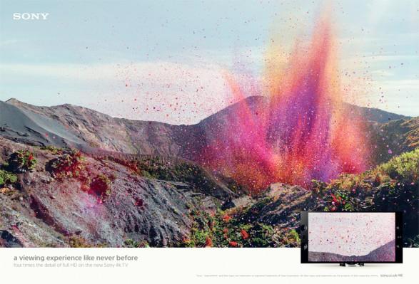 سوني برافيا Volcano1 587x399 سوني برافيا