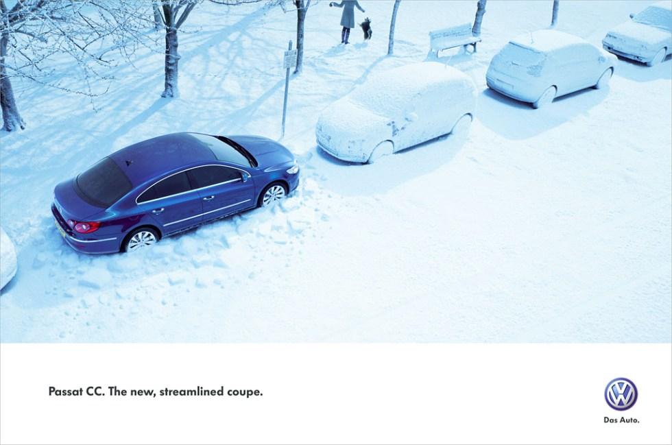 Volkswagen Passat - Snow