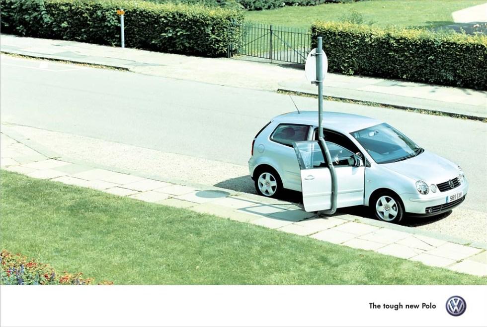Volkswagen - Lamp post