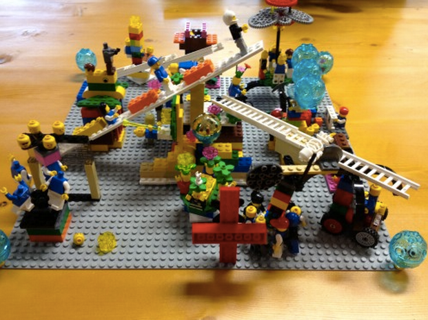 Image of Lego Serious Play workshop