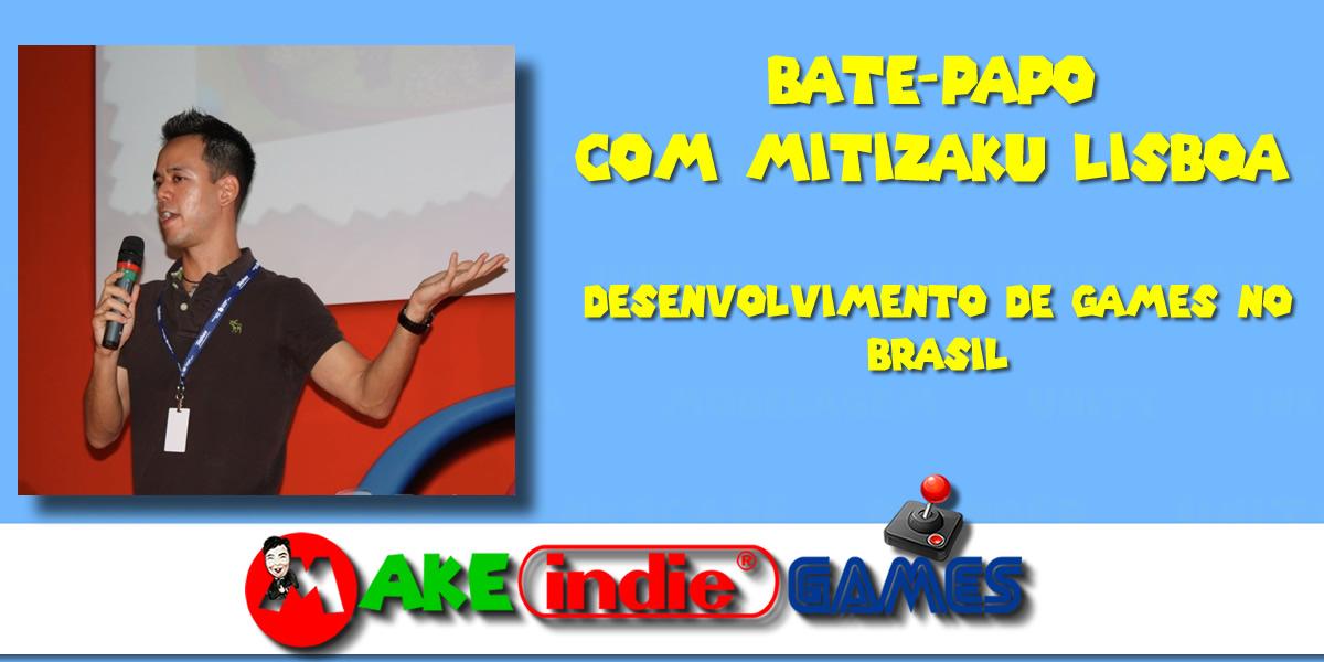 Bate - Papo com Mitizaku Lisboa