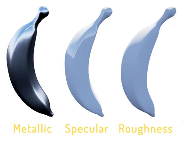 Exemplos de materiais