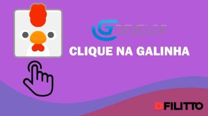 GDevelop - Clique na galinha