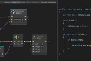 Unity - O que é Visual Scripting