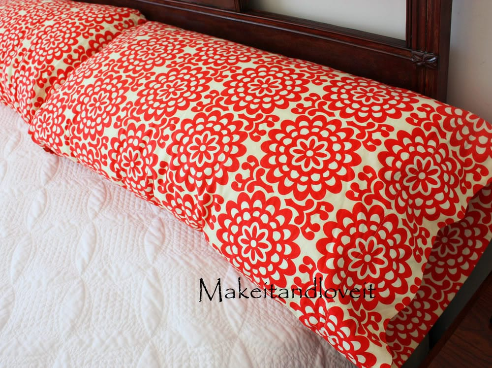 Decorate My Home Part 7  Basic Pillow Cases  Make It