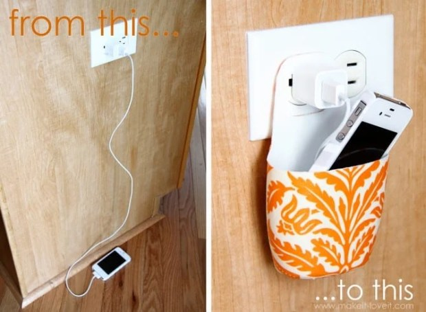 Recycle a lotion bottle into a phone charger! Sweet!