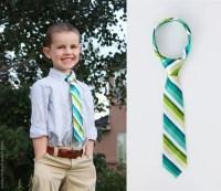 Re-purposing: Turn a Men's Tie into a Boy's Tie | Make It ...