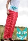 Maxi Dress into Skirt