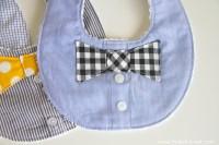 The gallery for --> Baby Boy Tie Bibs